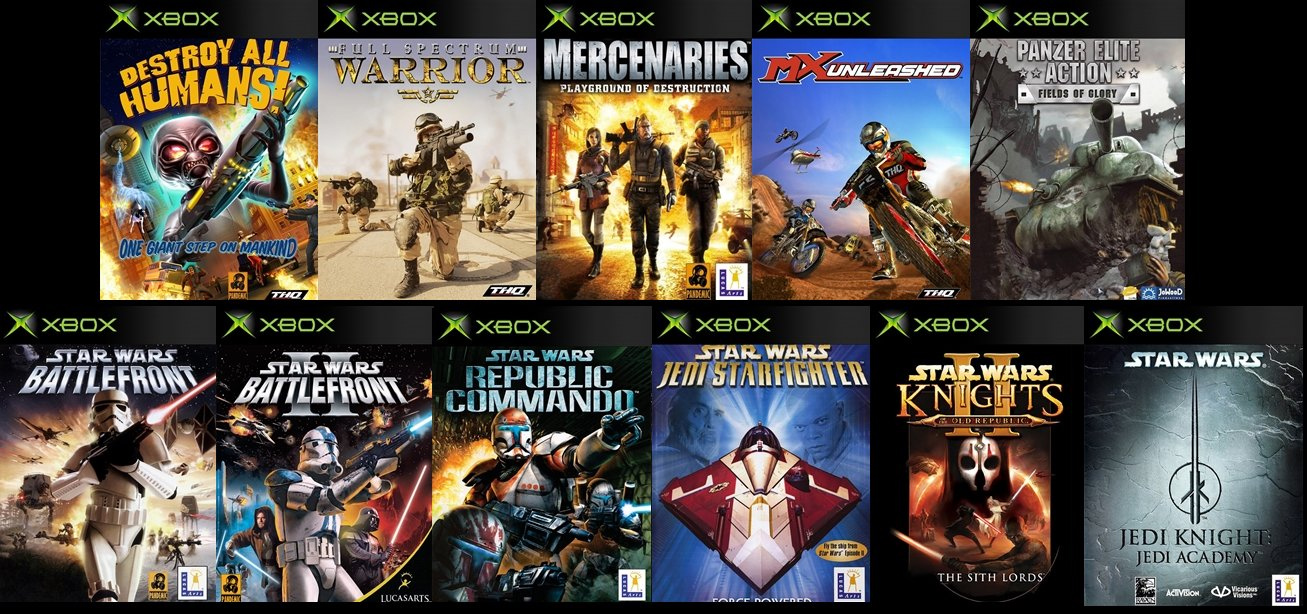 Even more original Xbox games have come to Xbox One screenshot