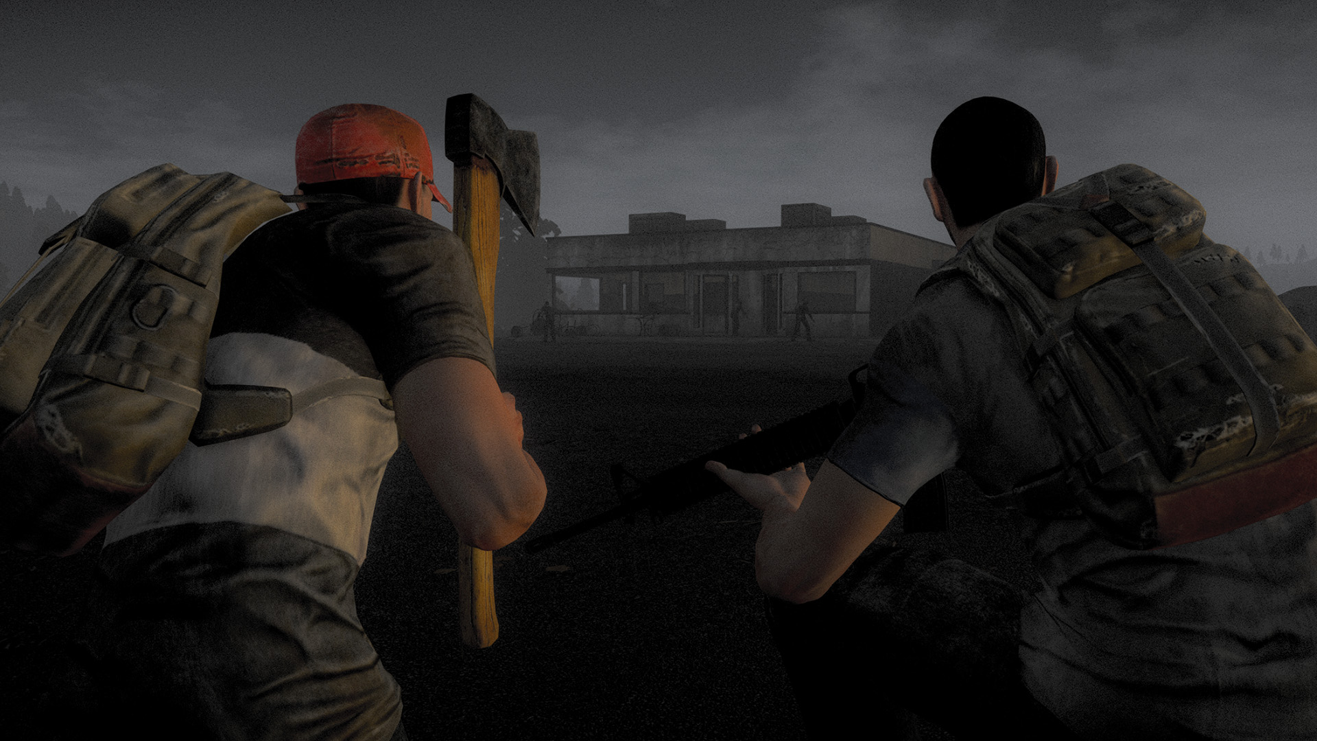 H1Z1 dev Daybreak Game Company has laid off staff screenshot