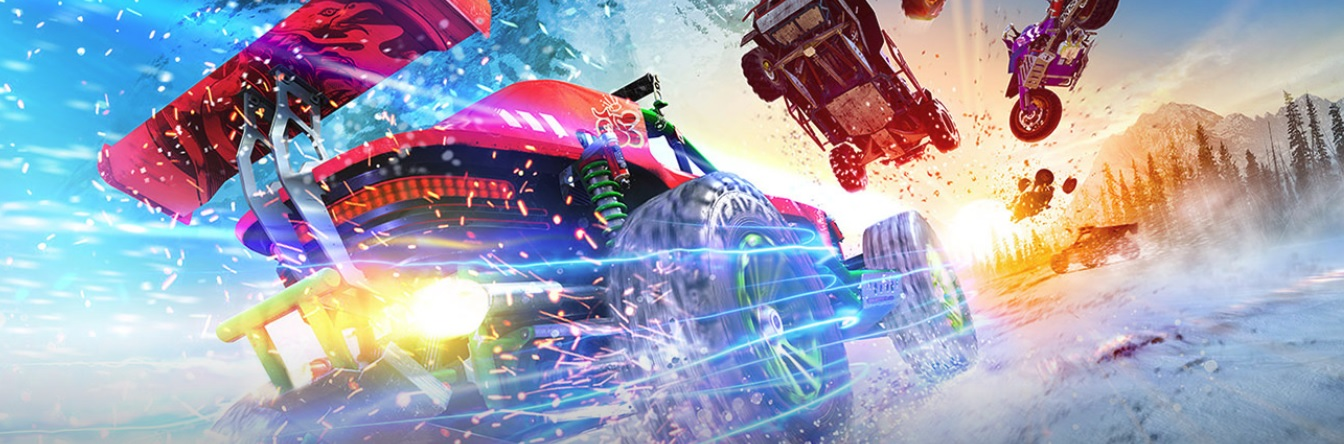 OnRush is a wild, rough racer, and I think that's how Codemasters likes it screenshot