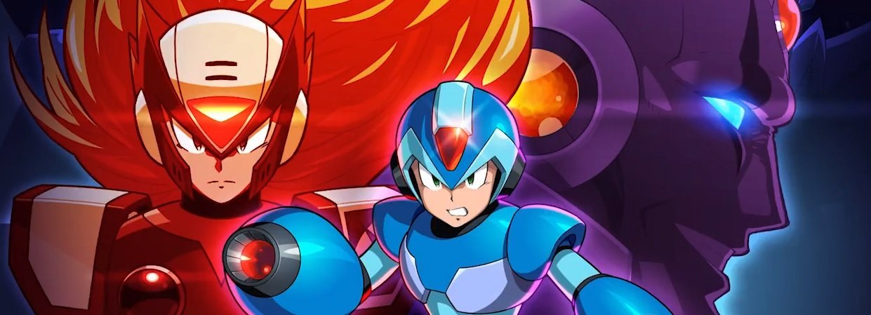 Here's a quick look at some new original Mega Man X series music screenshot