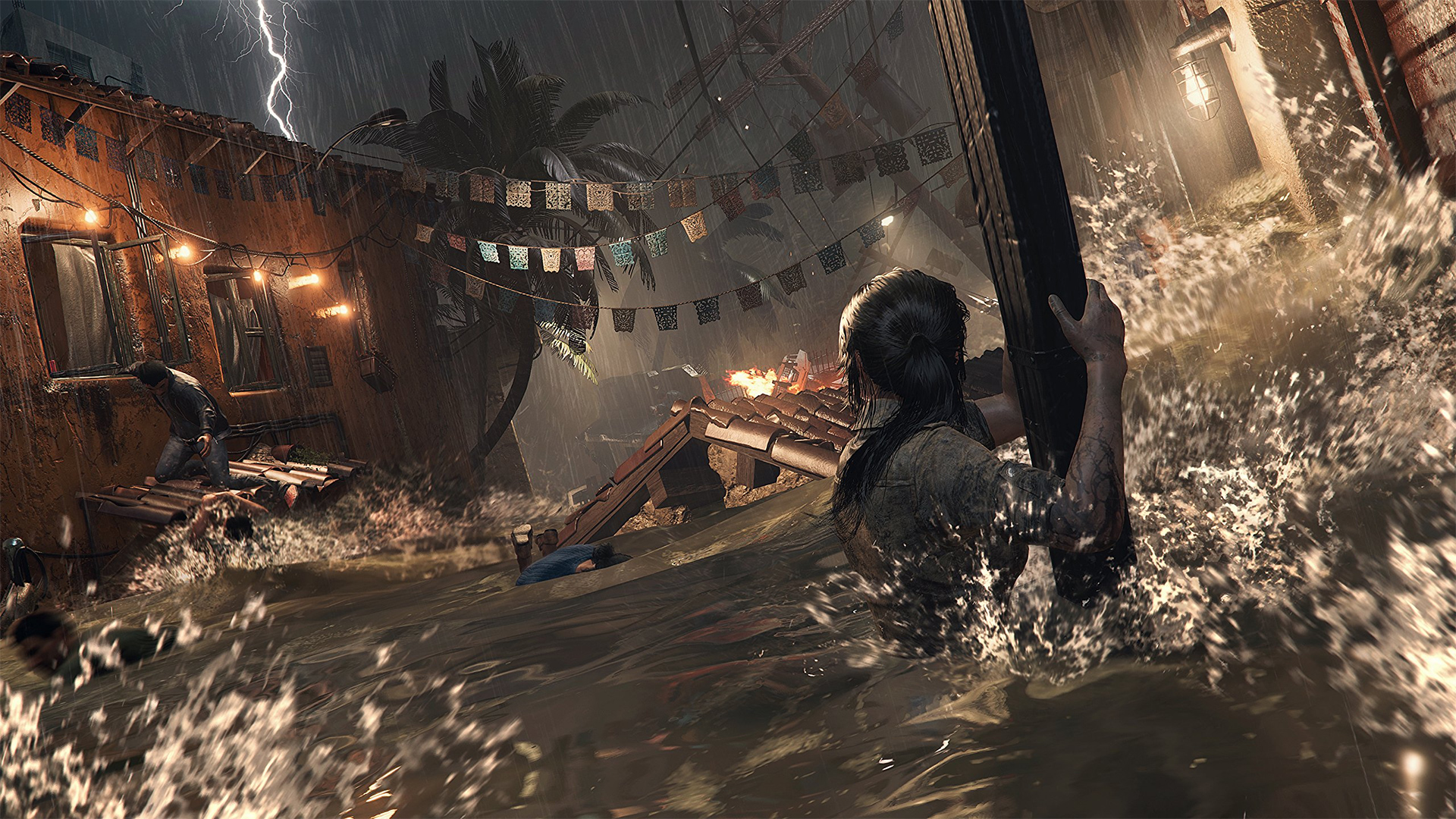 Shadow of the Tomb Raider's DLC plans include monthly challenge tombs screenshot