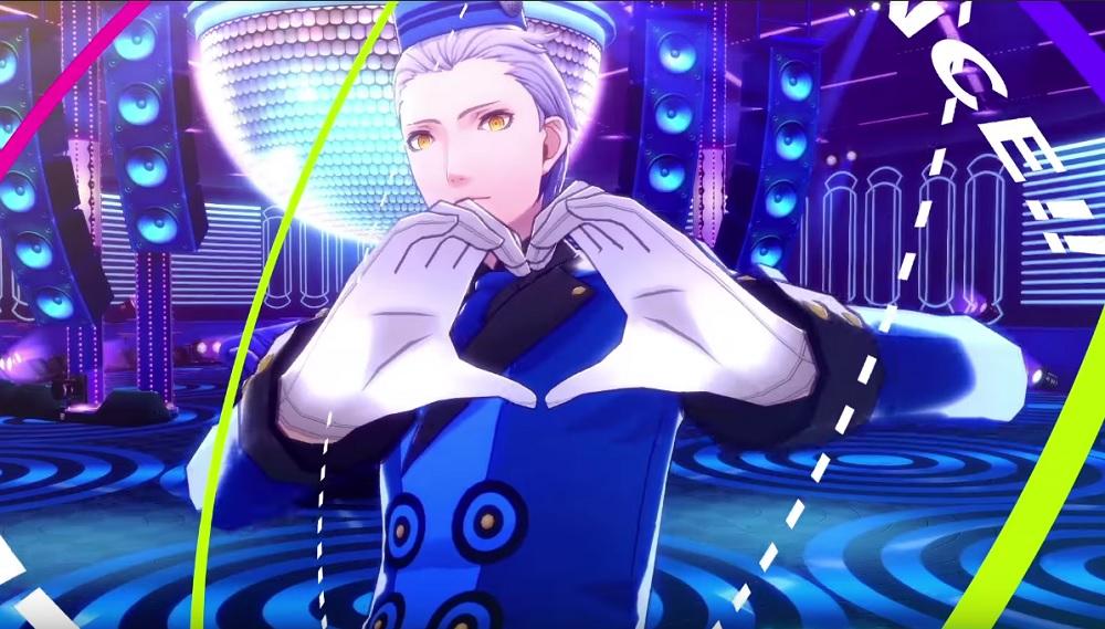 New trailer brings Theodore to Persona Dancing's expanding DLC catalogue screenshot
