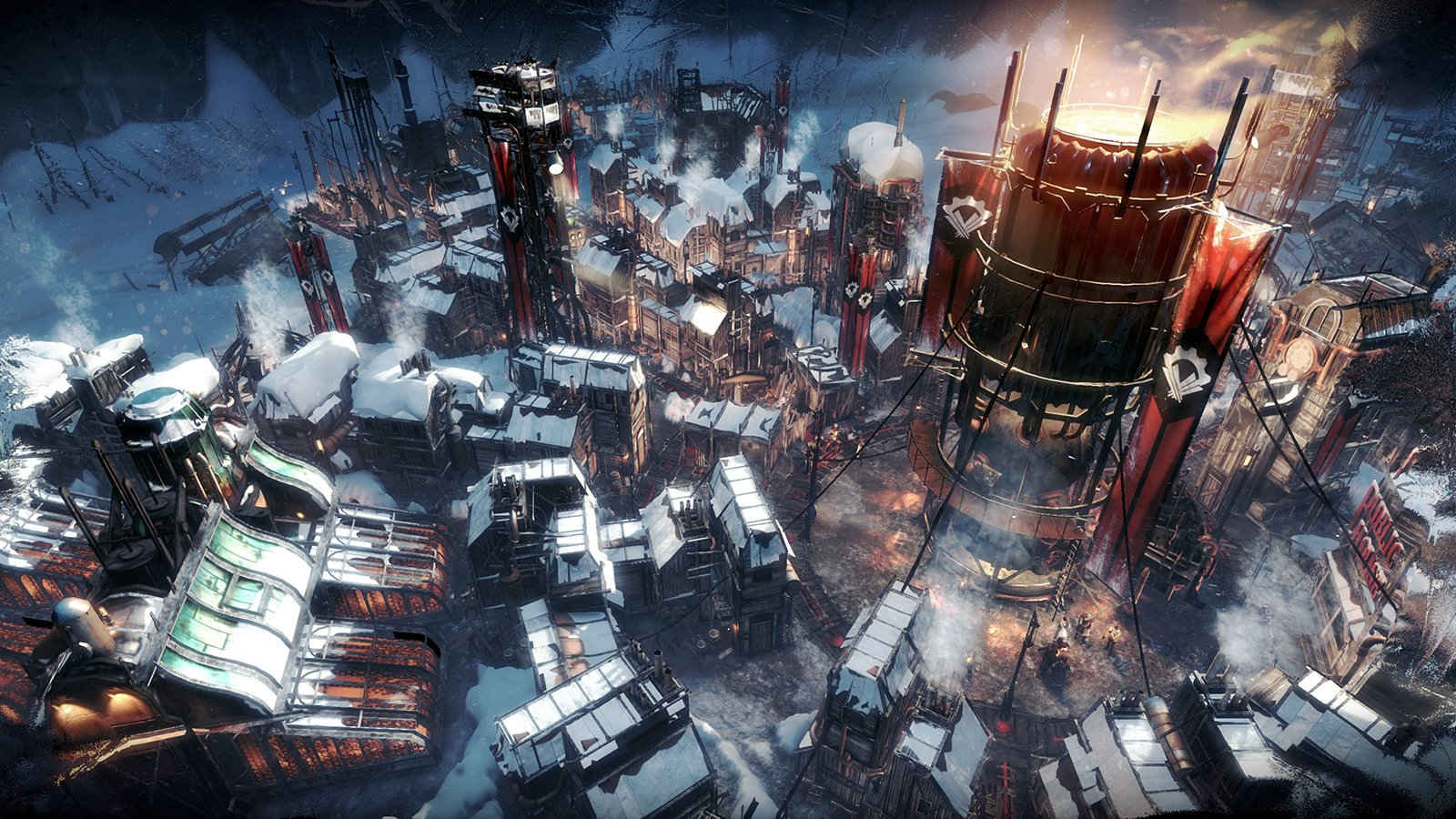Frostpunk clears 250K sales, devs pledge free updates and expansions screenshot