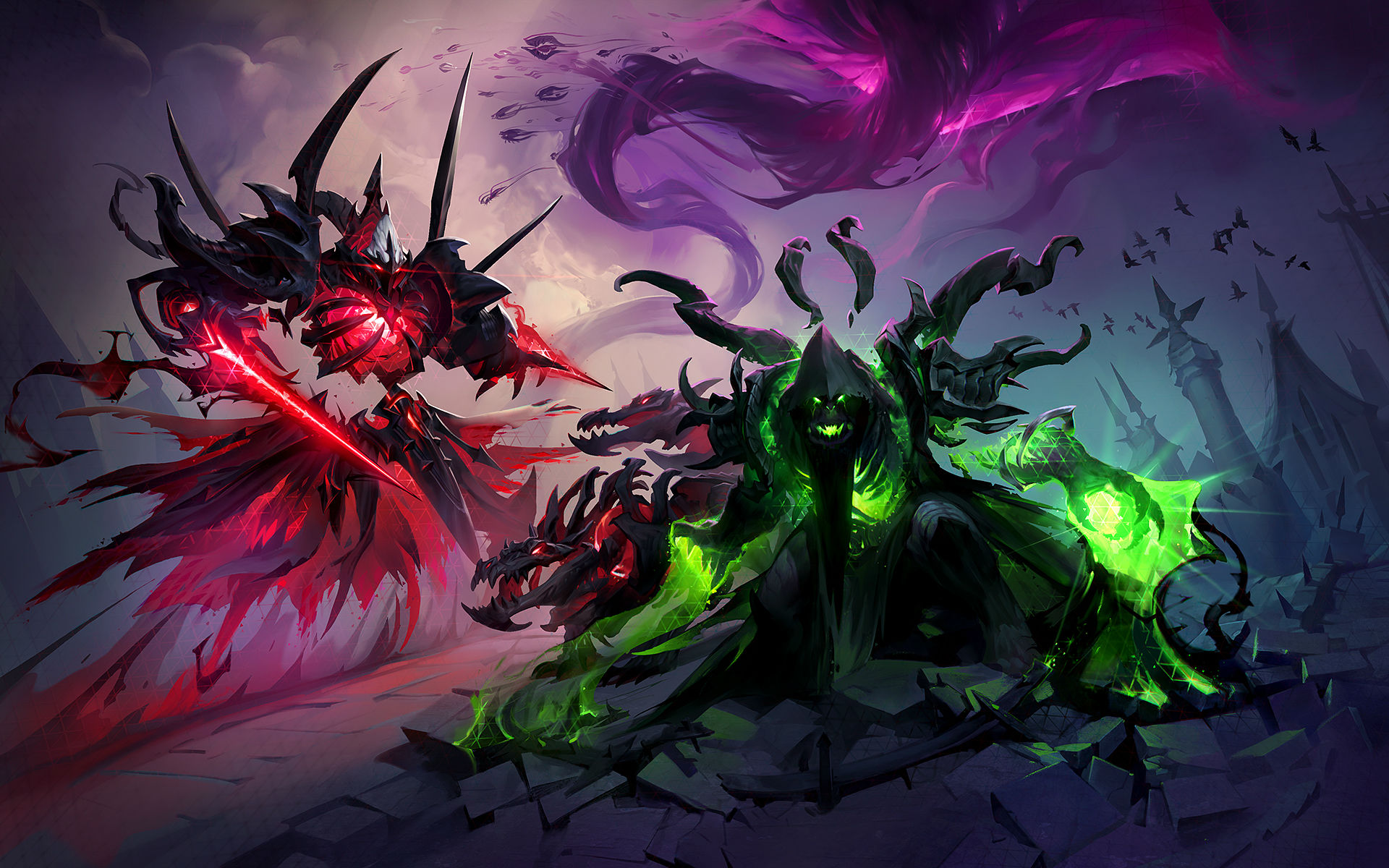 Here's a quick look at the new storyline coming to Heroes of the Storm screenshot