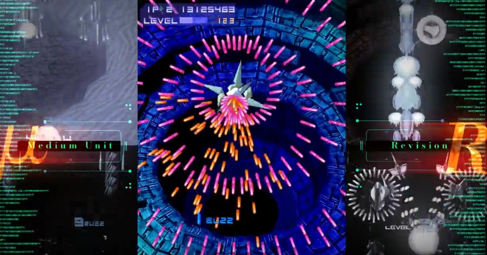 Psyvariar Delta is headed West on PS4 and Switch this Summer screenshot