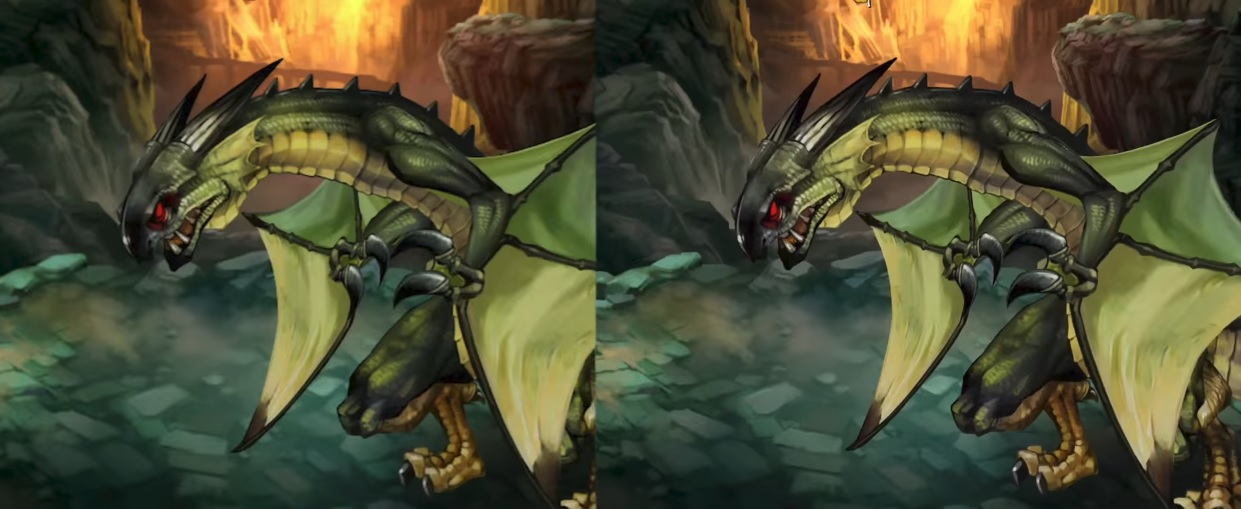 Sony releases another sound and video comparison for Dragon's Crown Pro screenshot