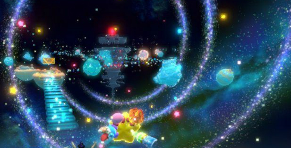 Kirby Star Allies developer opens up about the new approach to the world map screenshot