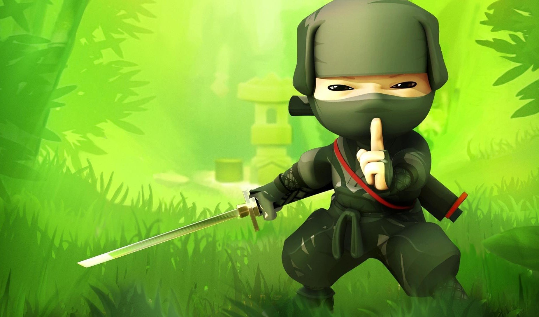 You can nab Mini Ninjas for free on PC with some convoluted steps screenshot