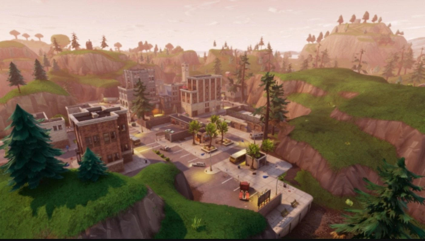 Fortnite needs to obliterate Tilted Towers tomorrow screenshot