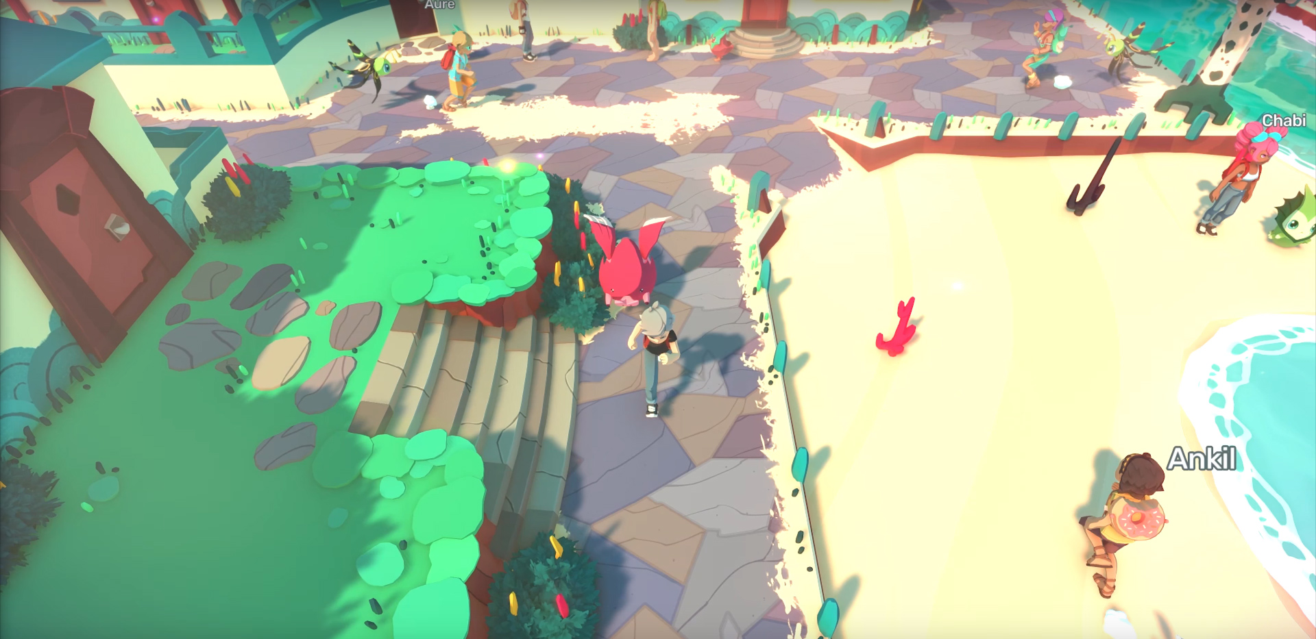 Creature collection adventure Temtem shows promise screenshot