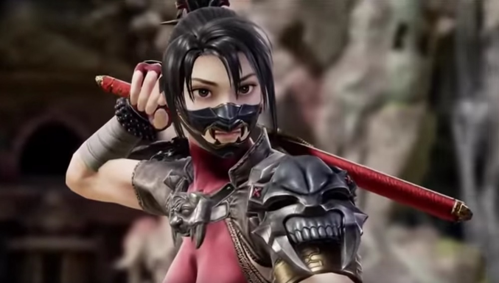 Leaked video reveals Taki returning for Soulcalibur VI screenshot