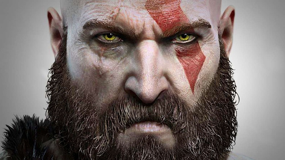 God of War contains a secret that allows Kratos to unleash his inner Thanos screenshot