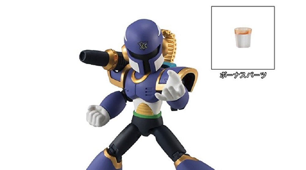 New Mega Man figure line once again has Vile rocking a glass of whiskey screenshot