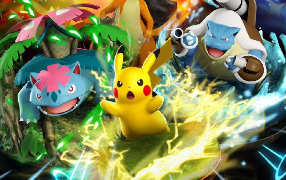Pokemon Duel passes the 34 million downloads mark  screenshot