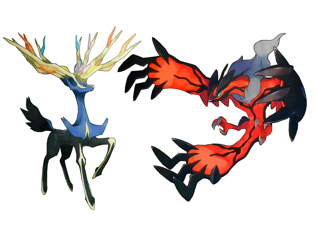 PSA: The next Pokemon legendary giveaway starts soon, involves Yveltal and Xerneas screenshot