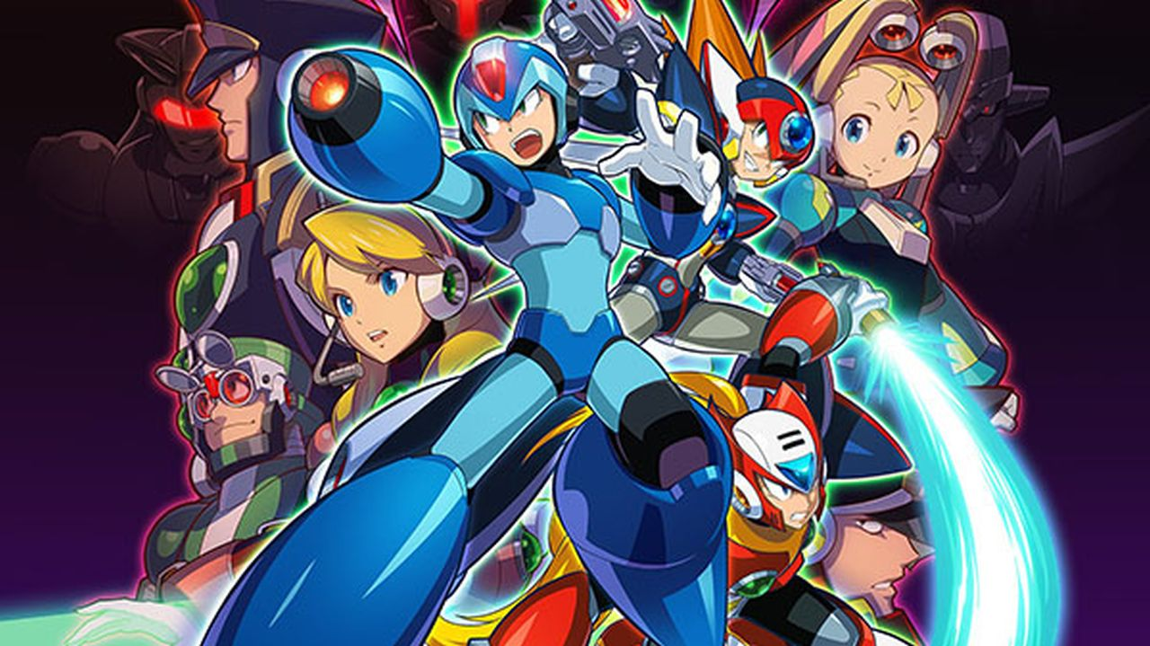 Mega Man 2 and X are getting reprints from iam8bit screenshot