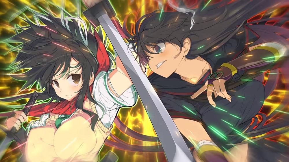 Senran Kagura Burst Re:Newal demo available now on PS4 in Japan screenshot