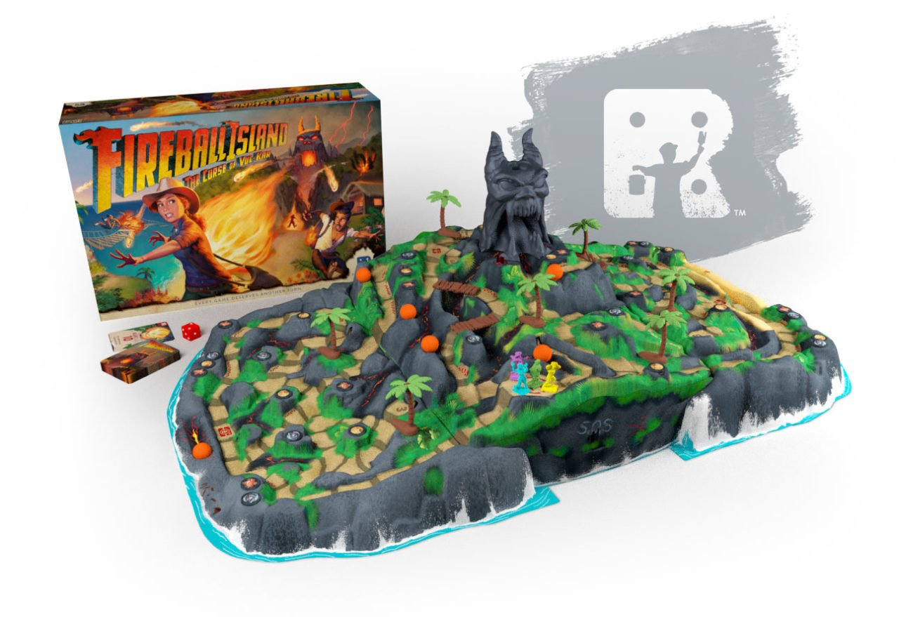 The Fireball Island restoration is about to end as one of the most successful Kickstarters of all time screenshot