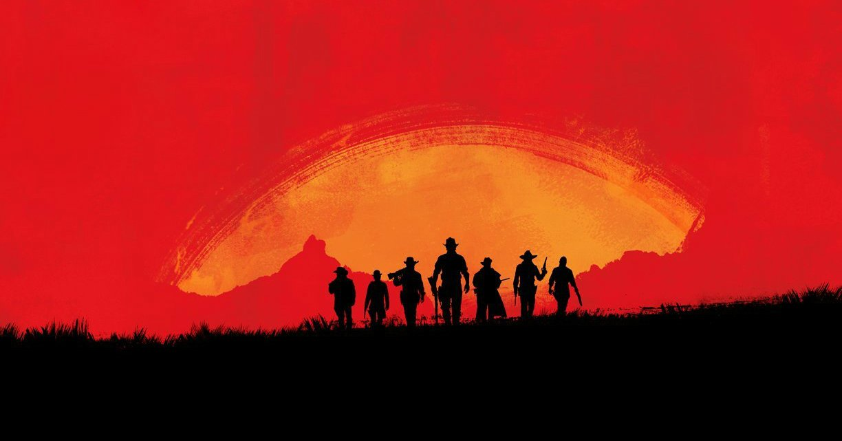 Oh hey, it's a new Red Dead Redemption 2 trailer screenshot