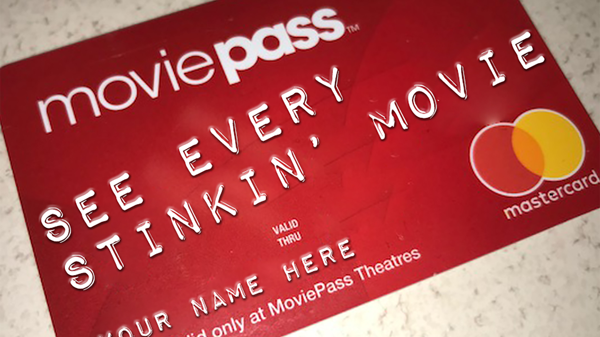 MoviePass gives 'the whiners' back their one movie a day screenshot