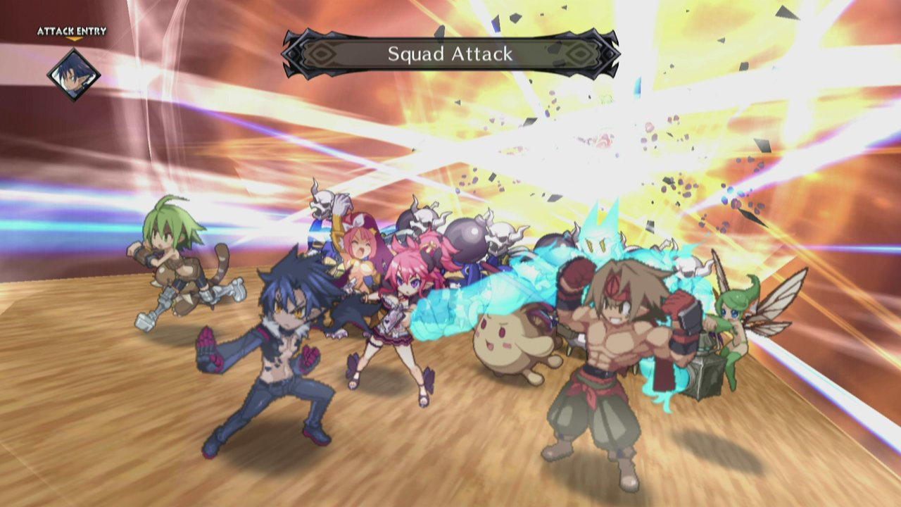 Disgaea 5 PC gets a last minute delay after Steam demo unlocks more than intended screenshot