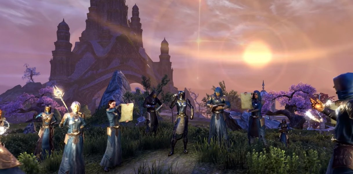 The Elder Scrolls Online's Summerset expansion is shaping up nicely screenshot