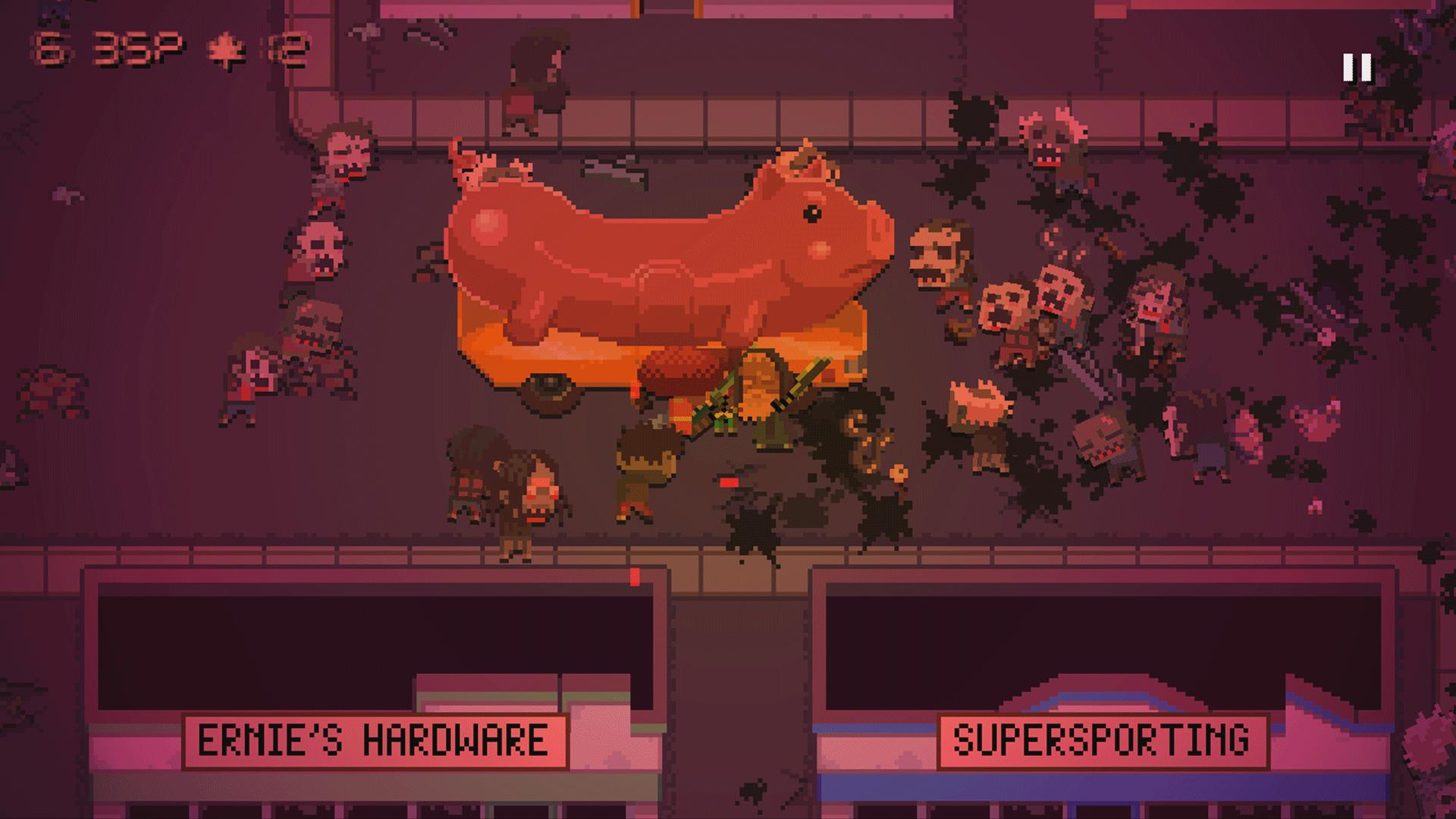 Death Road to Canada's console ports are now on for a May 8 release screenshot