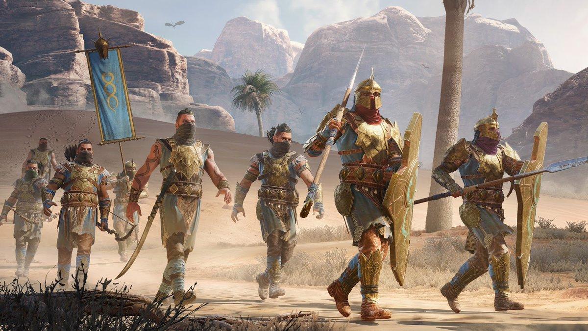 Shadow of War's Desolation of Mordor DLC is a new rogue-like campaign screenshot