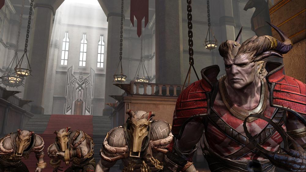 Love it or hate it, Dragon Age II is backward compatible on Xbox One screenshot