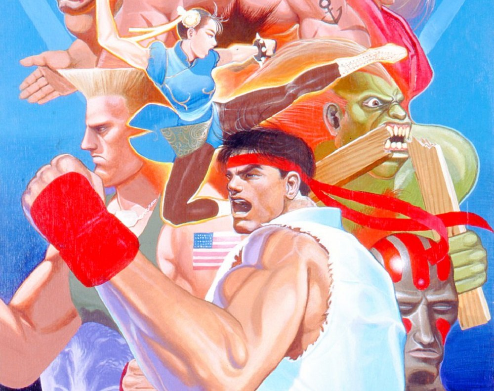 New Capcom video series looks at the history of Street Fighter screenshot