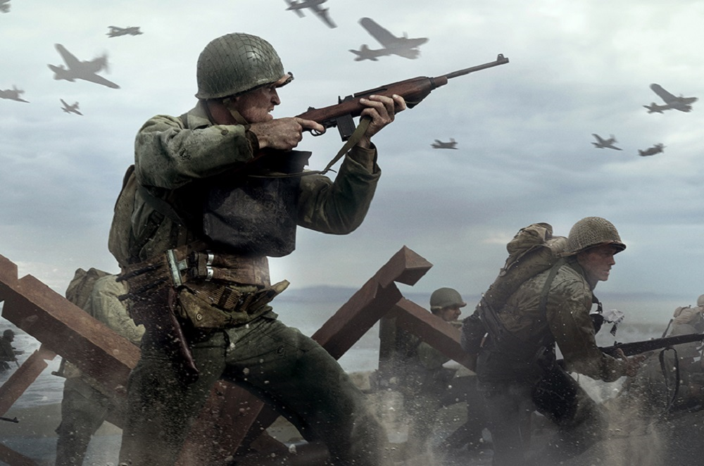 Call of Duty: WWII multiplayer is free to play on Steam this weekend screenshot