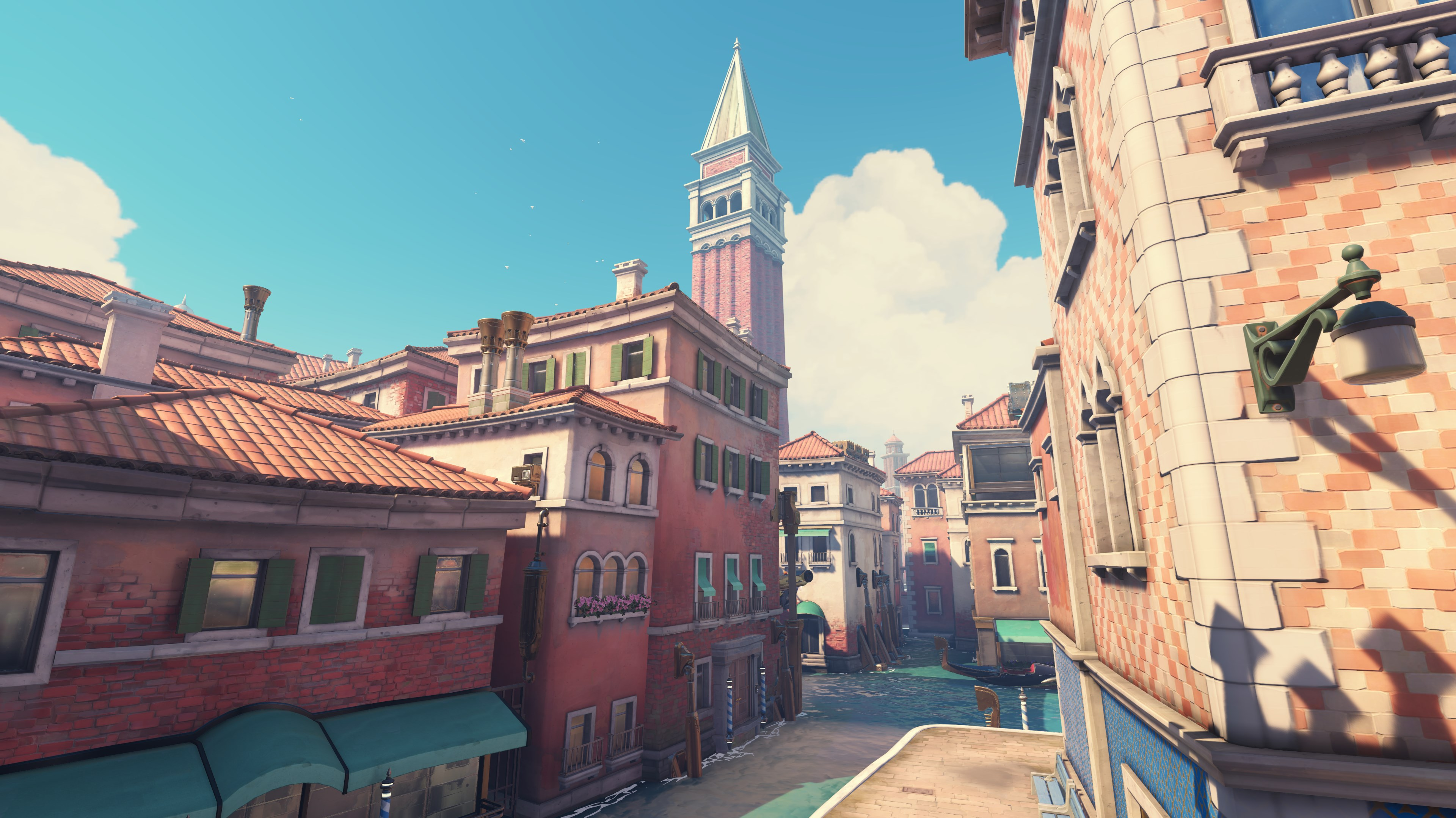 Overwatch's new Venetian map Rialto is live now on all platforms screenshot