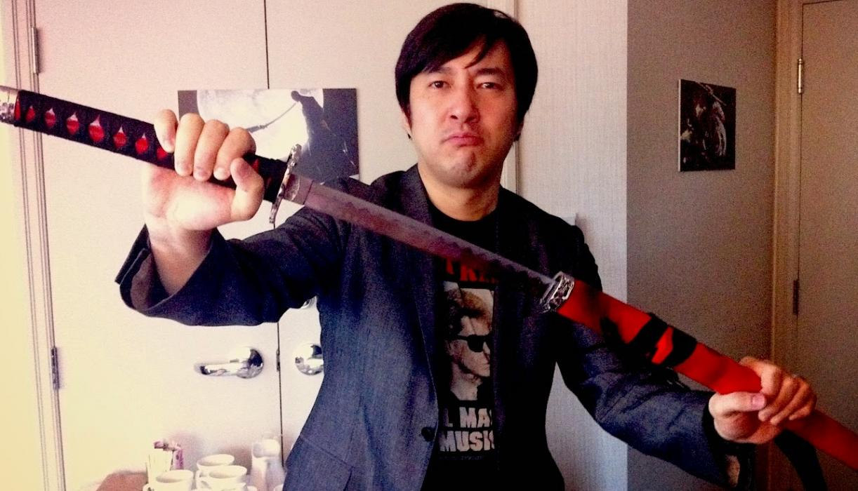 Suda51 is going to make a 'special announcement' at this year's MomoCon screenshot