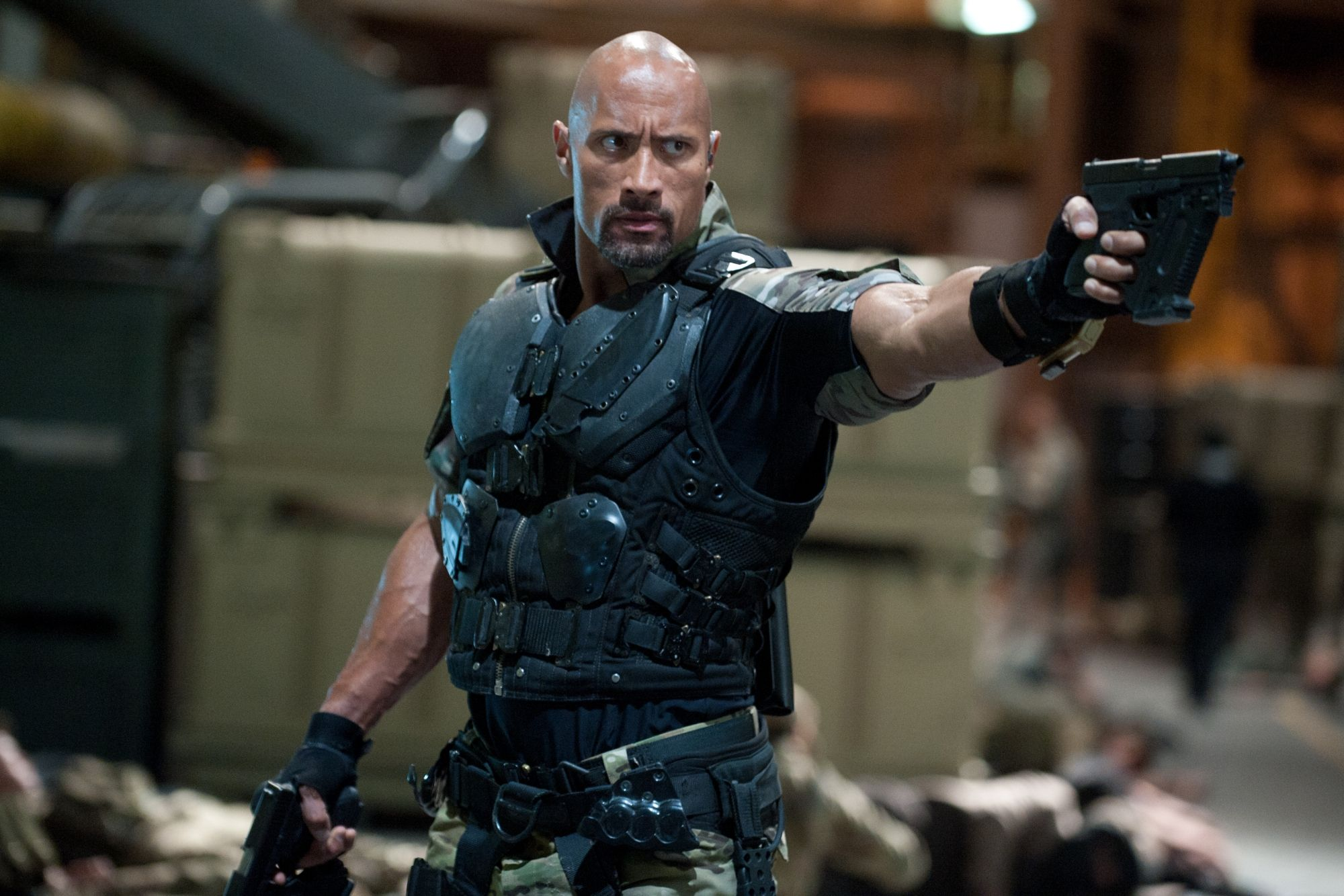 Newest version of G.I. Joe 3 may have title, sees Dwayne Johnson return screenshot