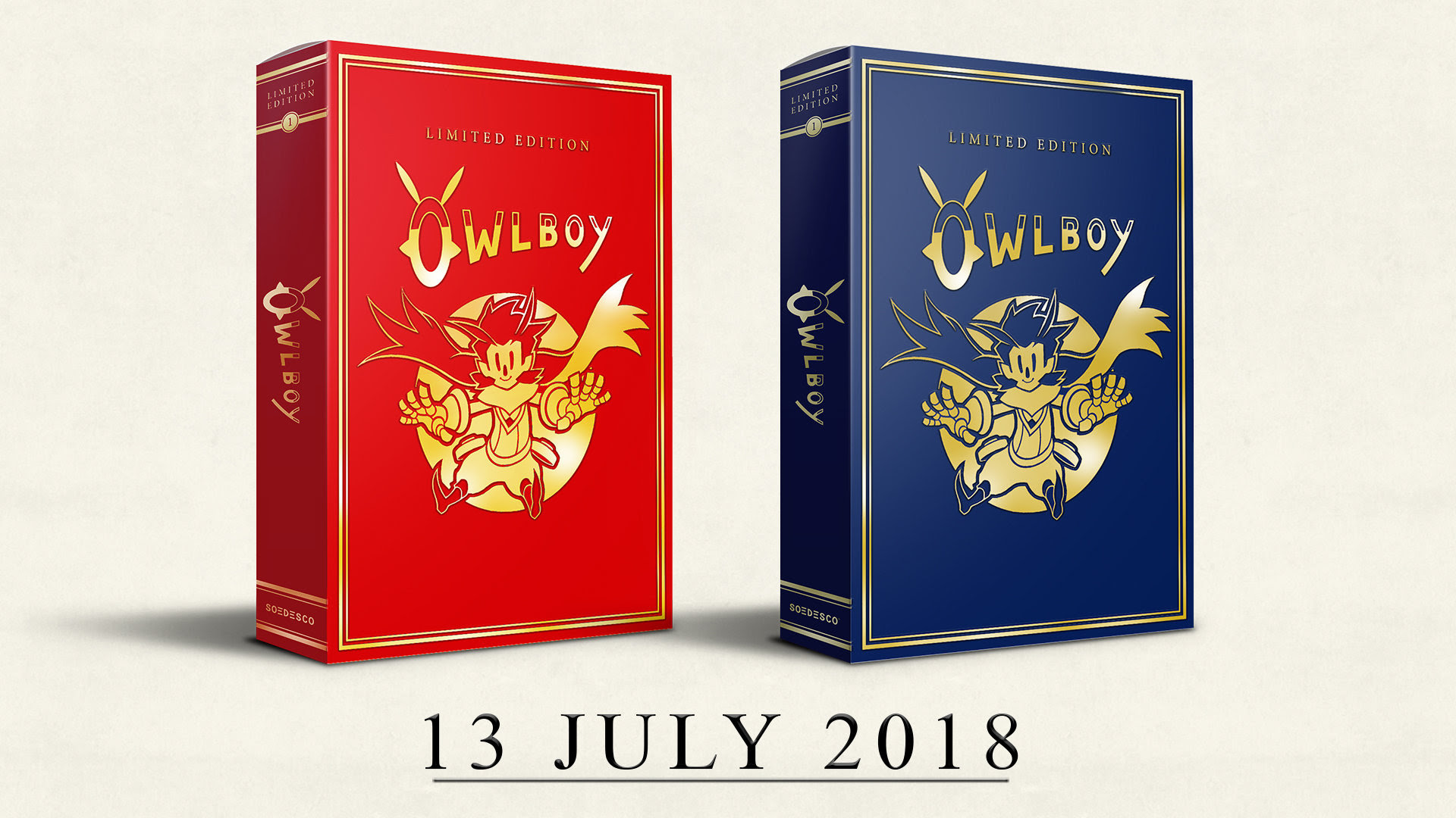 Owlboy's limited edition will be available in July screenshot