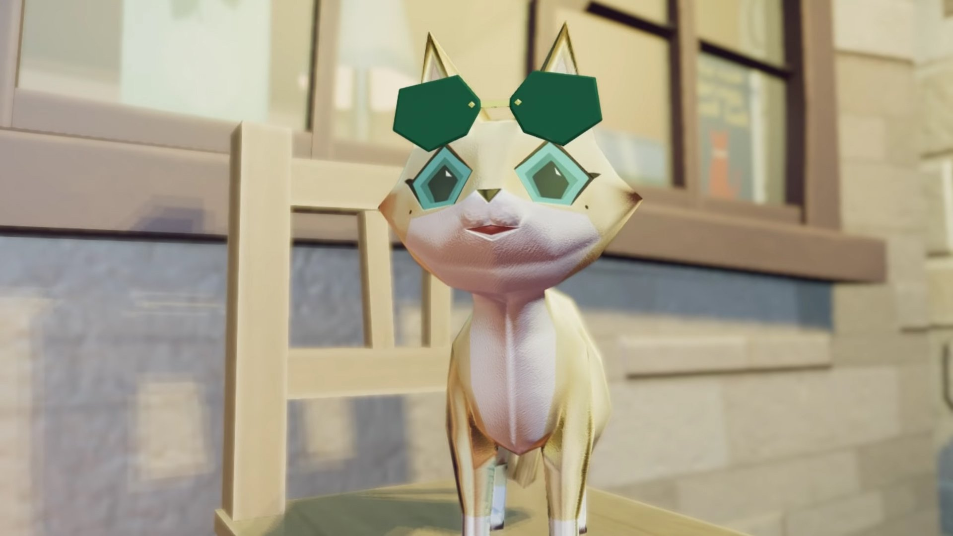 The Good Life's story trailer has that trademark Swery humor screenshot