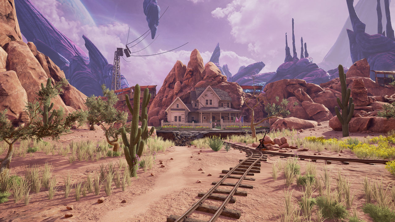Myst maker's Obduction gets PlayStation VR support next week screenshot