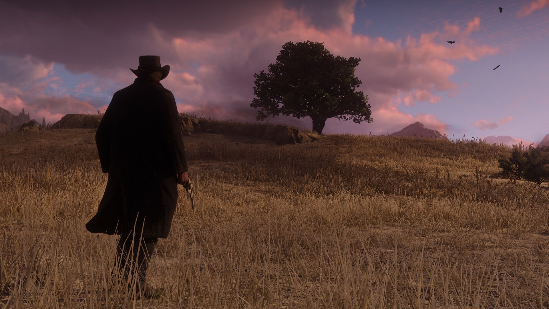 New Red Dead Redemption 2 screenshots make me want to ride off into the sunset screenshot