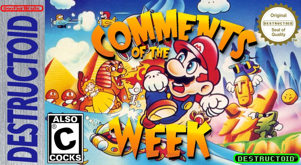 Comments of the Week 49: #FunkyKong4Smash screenshot