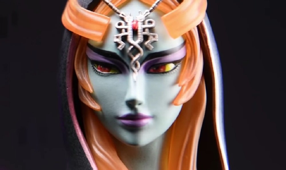 First 4 Figures will reveal Twilight Princess' True Form Midna model this week screenshot