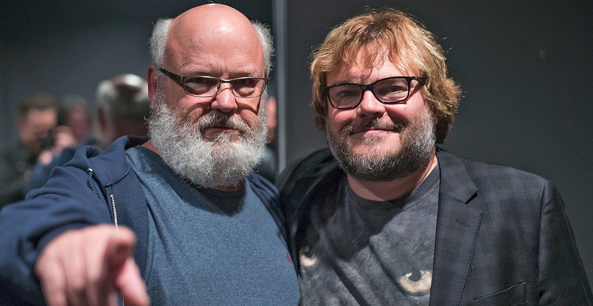 Tenacious D announced a followup to the Pick of Destiny screenshot