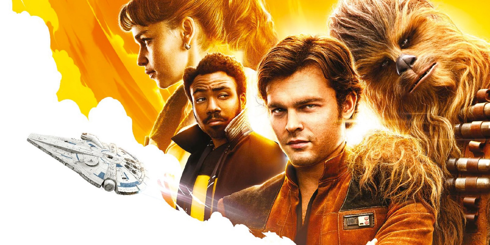 Solo's sequels depend on 'fan reaction,' and it's looking good screenshot