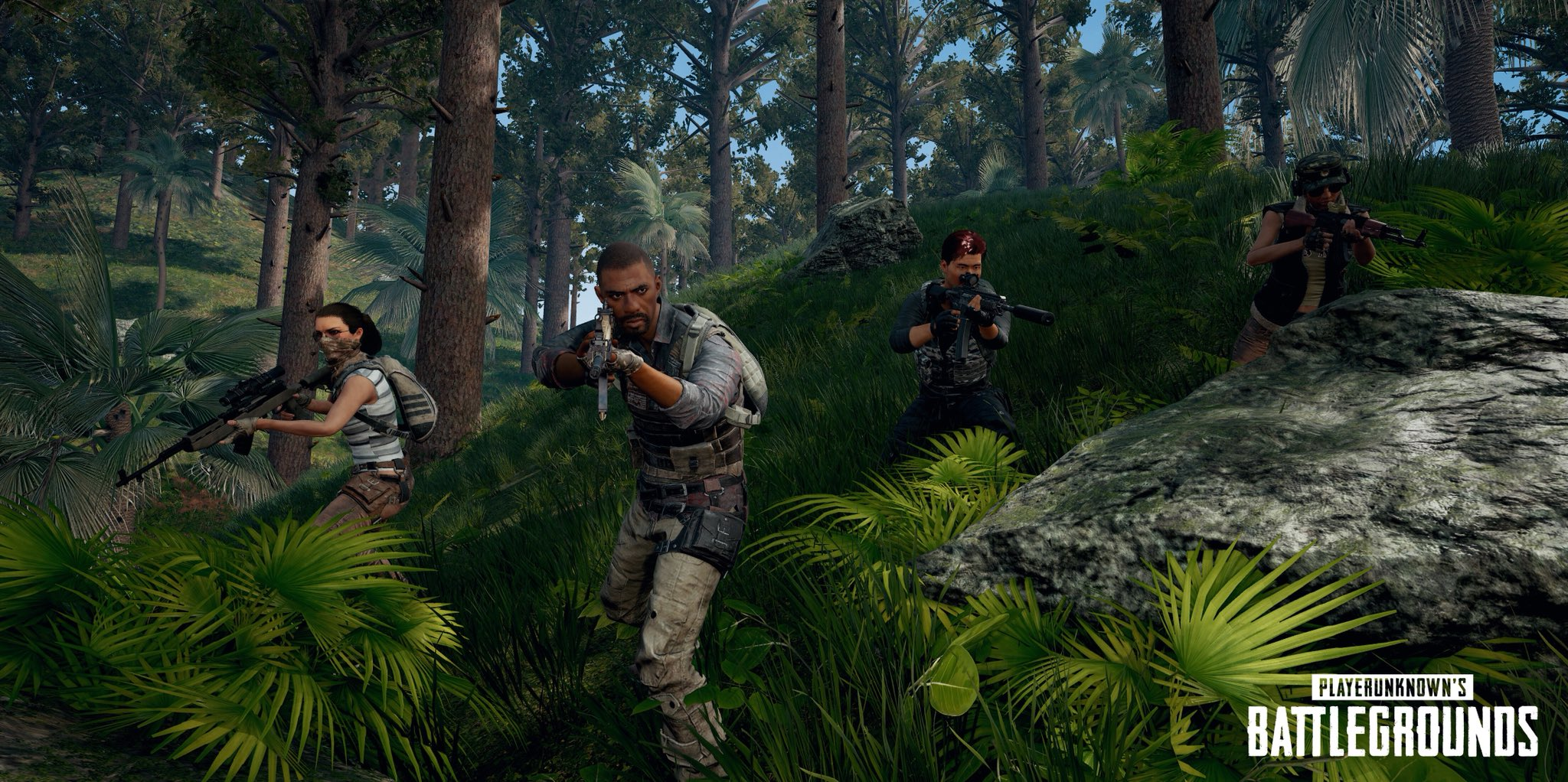 PUBG's Savage map gets an official name ahead of this weekend's test run screenshot