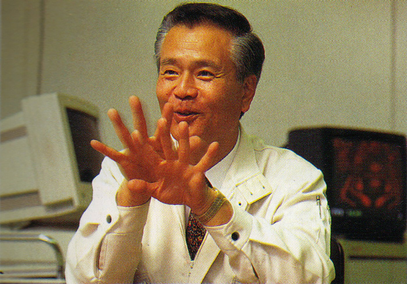 An old quote reveals Gunpei Yokoi didn't leave Nintendo because of the Virtual Boy's failure screenshot