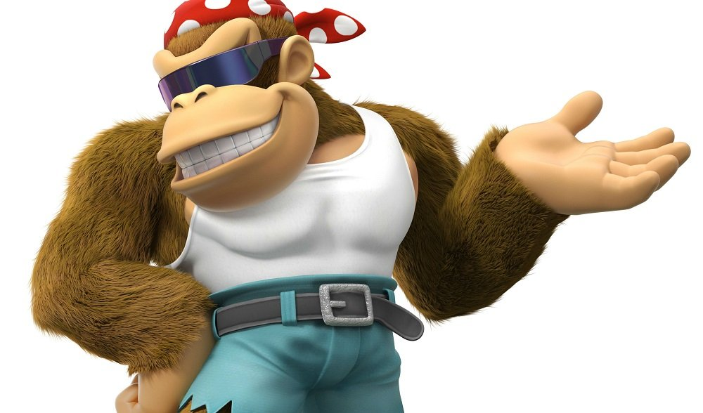 Funky Kong mode activate! Tropical Freeze riding high in the UK Charts screenshot