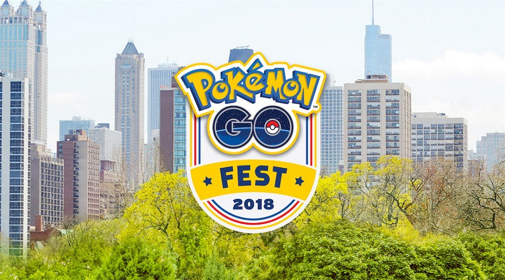 Lessons learned, the infamous Pokemon GO Fest will return to Chicago on July 14-15 screenshot