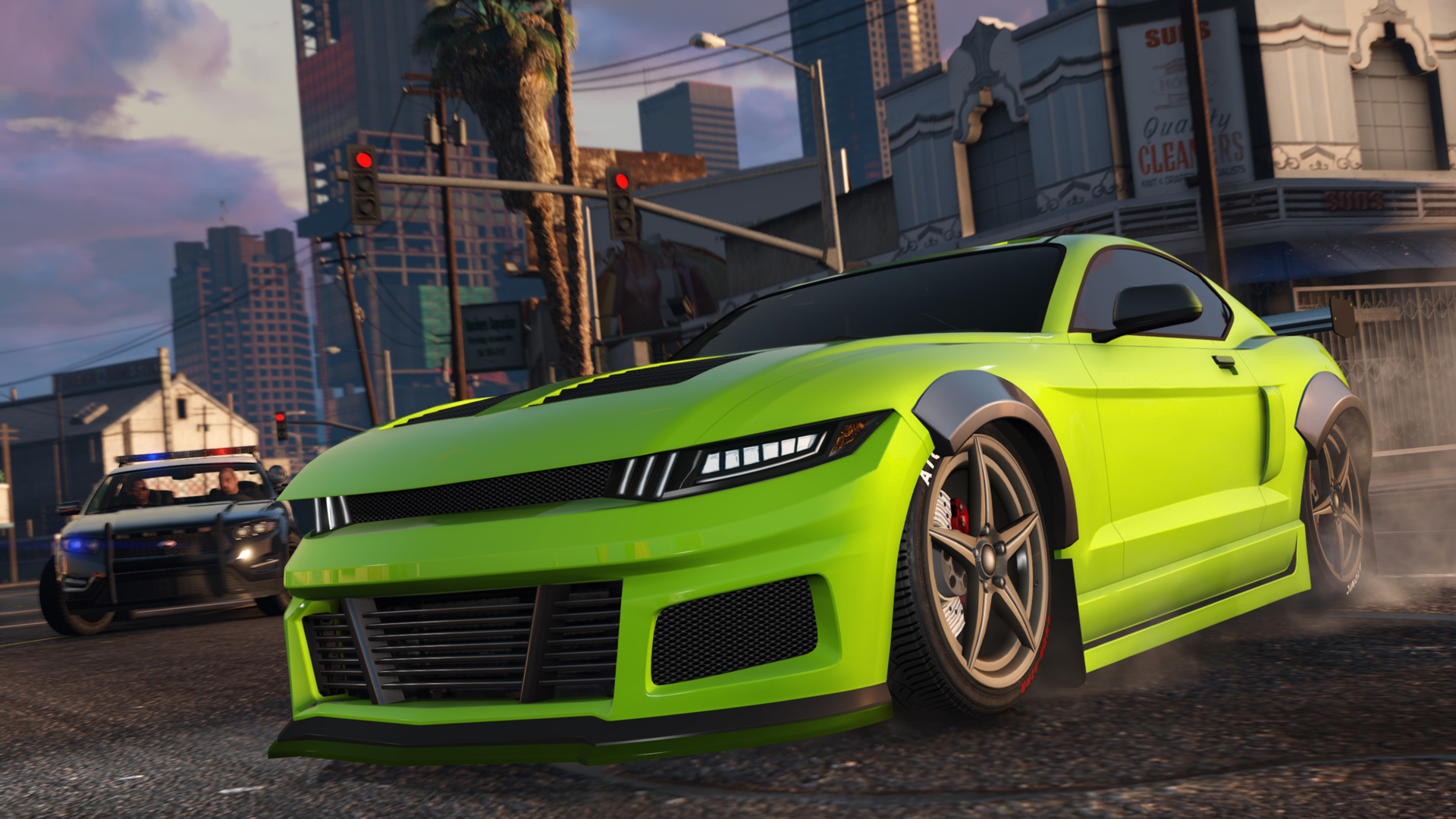 Log into GTA Online for free money this week screenshot