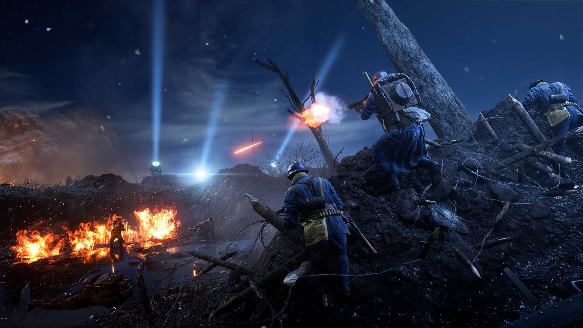 Battlefield V will have a single-player component screenshot