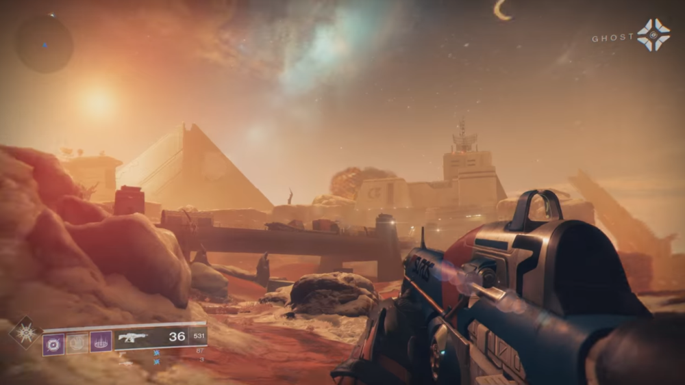 One of Destiny 2: Warmind's best PvE weapons is right at the beginning of the game screenshot