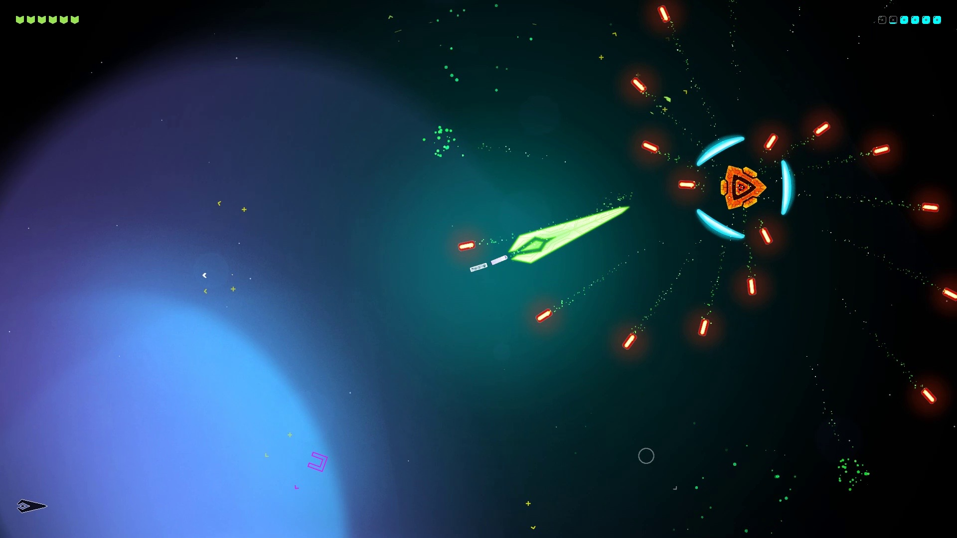 Silly space pirates will be eaten by suns in Pan Galactic Railway screenshot